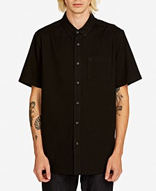 Men's Everett Short-Sleeve Oxford Shirt