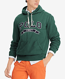 Polo Ralph Lauren Men's Logo Fleece Hoodie