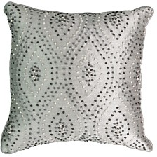 Beautyrest Chacenay Knotted Embroidery Decorative Pillow