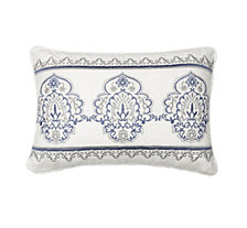 Beautyrest Indochine Embroidered Decorative Pillow