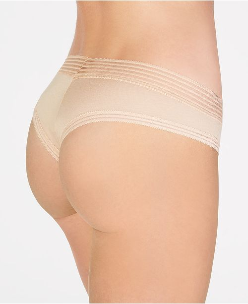 Calvin Klein Striped-Waist Hipster QD3672 - Bras 179019ad0