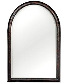 Uttermost Rada Arch Aged Bronze Mirror