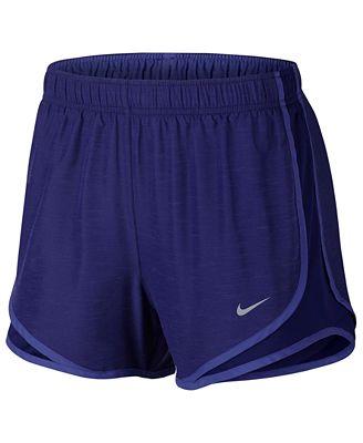 Nike Dri Fit Tempo Running Shorts Shorts Women Macy S