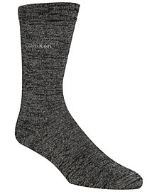 Calvin Klein Men's Sparkle Crew Socks