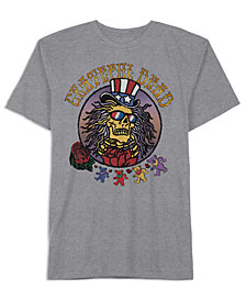 Hybrid Men's Big & Tall Grateful Dead Graphic T-Shirt