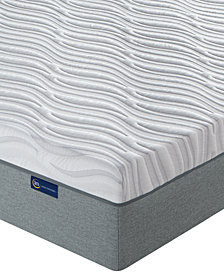 "Serta Premium 12"" Medium Firm Mattress, Quick Ship,  Mattress In A Box- King"