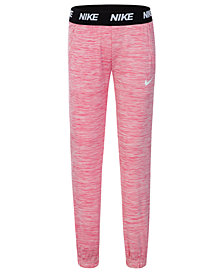 Nike Toddler Girls Logo-Waist Pants