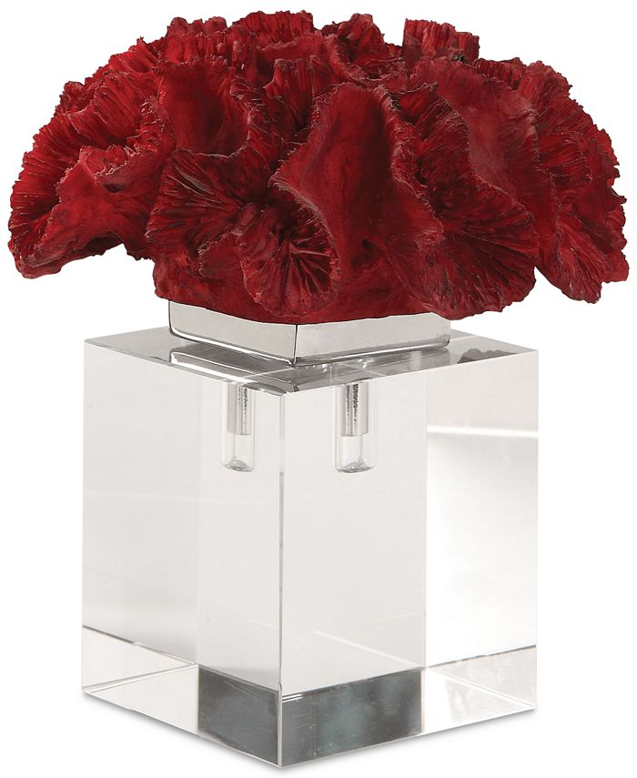 Uttermost - Red Coral Cluster