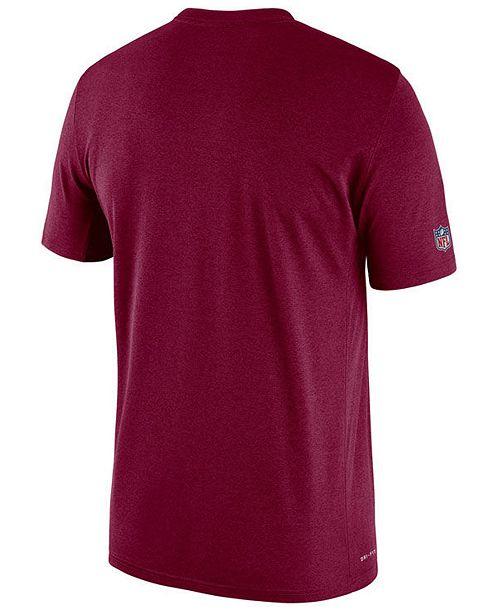 sale retailer 3667d f791b Men's Washington Redskins Legend On-Field Seismic T-Shirt
