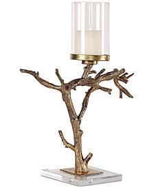 Uttermost Saud Gold Branch Candleholder