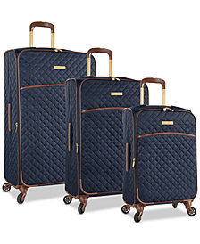 Anne Klein Bellevue Luggage Collection
