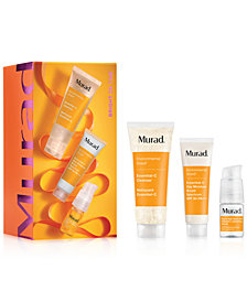 Murad 3-Pc. Bright On Time Set