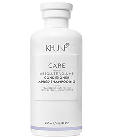 Keune CARE Absolute Volume Conditioner, 8.5-oz., from PUREBEAUTY Salon & Spa