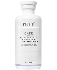 Keune CARE Absolute Volume Conditioner, 8.5-oz., from PUREBEAUTY Salon & Spa