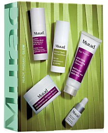 Murad 5-Pc. Ready, Radiant, Glow Set