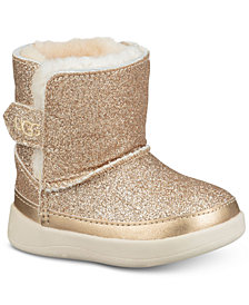 UGG® Infant Keelan Booties