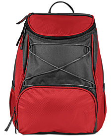 Picnic Time PTX Red Backpack Cooler