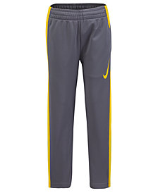 Nike Toddler Boys Performance Knit Colorblocked Pants