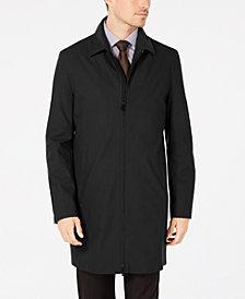 Hugo Boss Men's Morgan Slim-Fit Raincoat