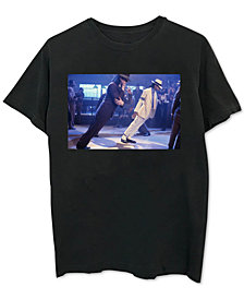 Michael Jackson Smooth Criminal Men's Graphic T-Shirt