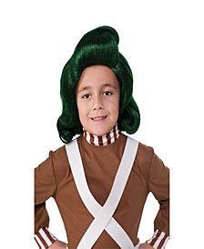 Willy Wonka & the Chocolate Factory: Oompa Loompa Kids Wig
