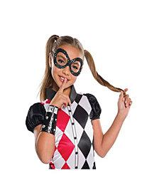 Harley Quinn Girls Costume Accessory Kit