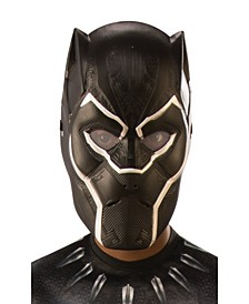 Big Boys Marvel Black Panther Movie Black Panther Kids 1/2 Mask