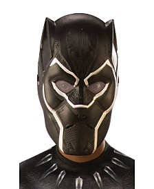 Marvel Black Panther Movie Black Panther Kids 1/2 Mask