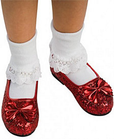 The Wizard of Oz - Ruby Girls Slippers