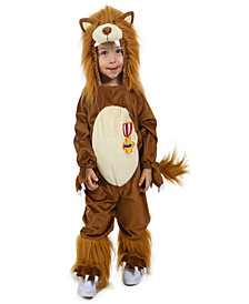 The Wizard of Oz Cowardly Lion Toddler Boys Costume
