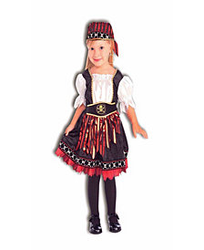 Lil Pirate Cutie Girls Costume