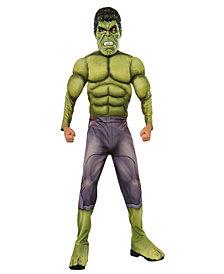 Avengers 2 Deluxe Hulk Boys Costume