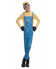Minions Movie: Minion Bob Boys Costume