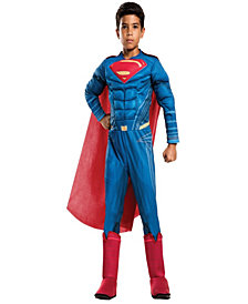 Batman v Superman: Dawn of Justice - Deluxe Superman Boys Costume