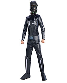 Star Wars: Rogue One - Shark Trooper Deluxe Kids Costume