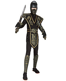 Ancient Dynasty Ninja Boys Costume