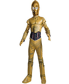 Star Wars Classic C-3Po Classic Kids Costume