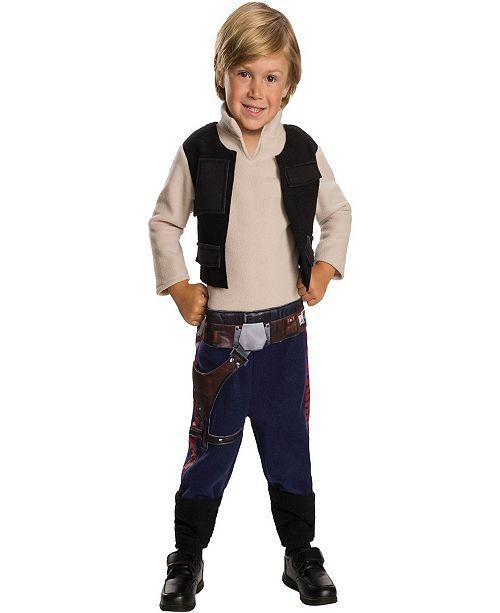 BuySeasons Star Wars Classic Han Solo Toddler Boys Costume