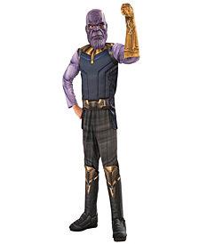 Marvel Avengers Infinity War Thanos Deluxe Boys Costume