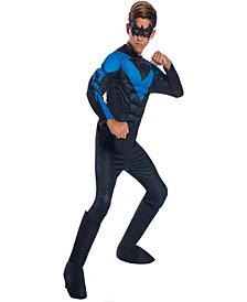 Dc Comics Deluxe Nightwing Boys Costume