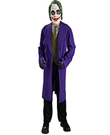 Batman Dark Knight The Joker Boys Costume