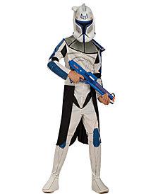 Clone Trooper Leader Rex Boys Costume