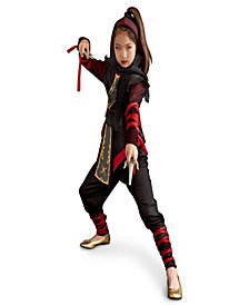 Ninja Dragon Girls Costume