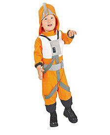 Star Wars X-Wing Fighter Pilot Toddler Costume