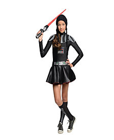 Star Wars Darth Vader Girls Costume