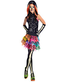 Monster High Skelita Calaveras Girls Costume
