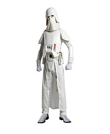 Star Wars Deluxe Snowtrooper Boys Costume