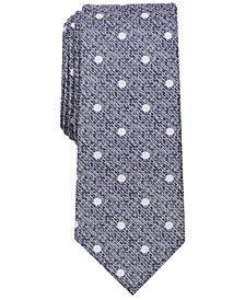 Tallia Men's Loris Dot Slim Tie