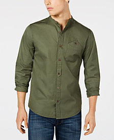 Dockers® Men's Band Collar Shirt