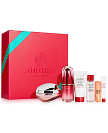 Shiseido 6-Pc. The Gift Of Ultimate Lifting Set, A $275 Value!